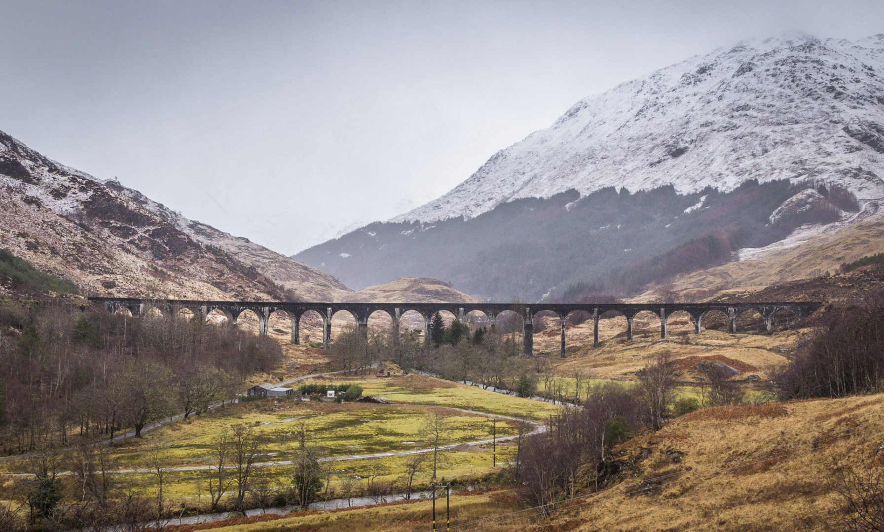 Viaduct, Scotland