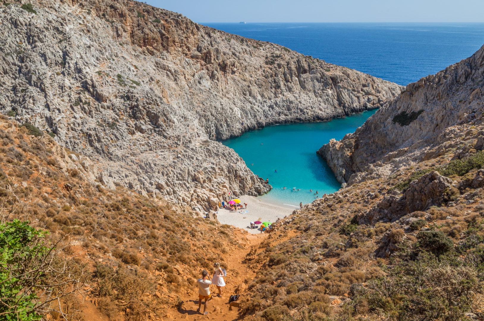 Stefanou Beach, Crete